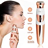 Facial Hair Remover,Electric Hair Removal for Women's Face...