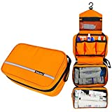 Relavel Cosmetic Pouch Toiletry Bags Travel Business Handbag...