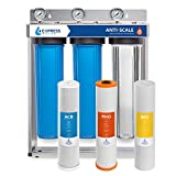 Express Water Whole House Water Filter, 3 Stage Home Water...