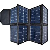SUNGZU Solar Panel 130w Portable Solar Charger for SUNGZU...