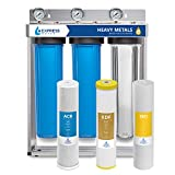 Express Water Heavy Metal Whole House Water Filter – 3...