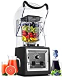 Wantjoin Professional Commercial Blender Soundproof Quiet...