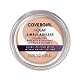 COVERGIRL & Olay Simply Ageless Instant Wrinkle-Defying...