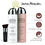 MagicMinerals AirBrush Foundation Set by Jerome Alexander...