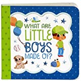 What Are Little Boys Made Of? (Little Bird Greetings)