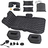 Onirii Inflatable Car Air Mattress Bed with Back Seat Pump...