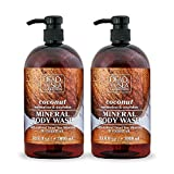 Dead Sea Collection Mineral Body Wash with Coconut Oil...