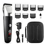 WONER Hair Clippers,Cordless Hair Trimmers,Beard Trimmers...