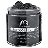 Activated Charcoal Scrub By White Naturals: Face & Body...