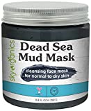 Dead Sea Mud Mask by Sky Organics (8 oz) For Face, Acne,...