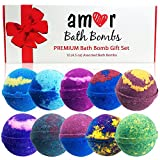 Lotion Fast Bath Bombs (10 pack gift box)