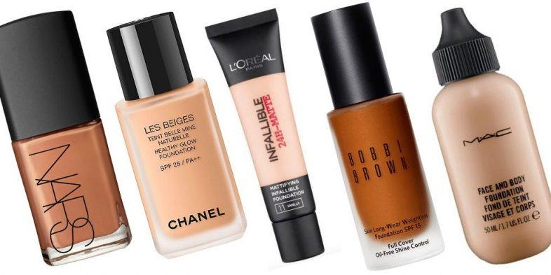 best makeup foundation