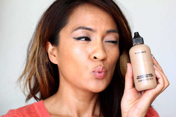 Mac Face and Body Foundation reviews