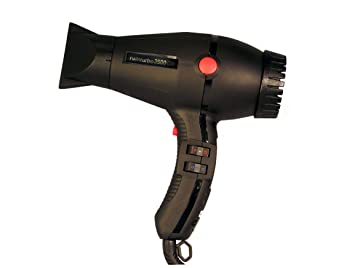 Compact professional hair dryer