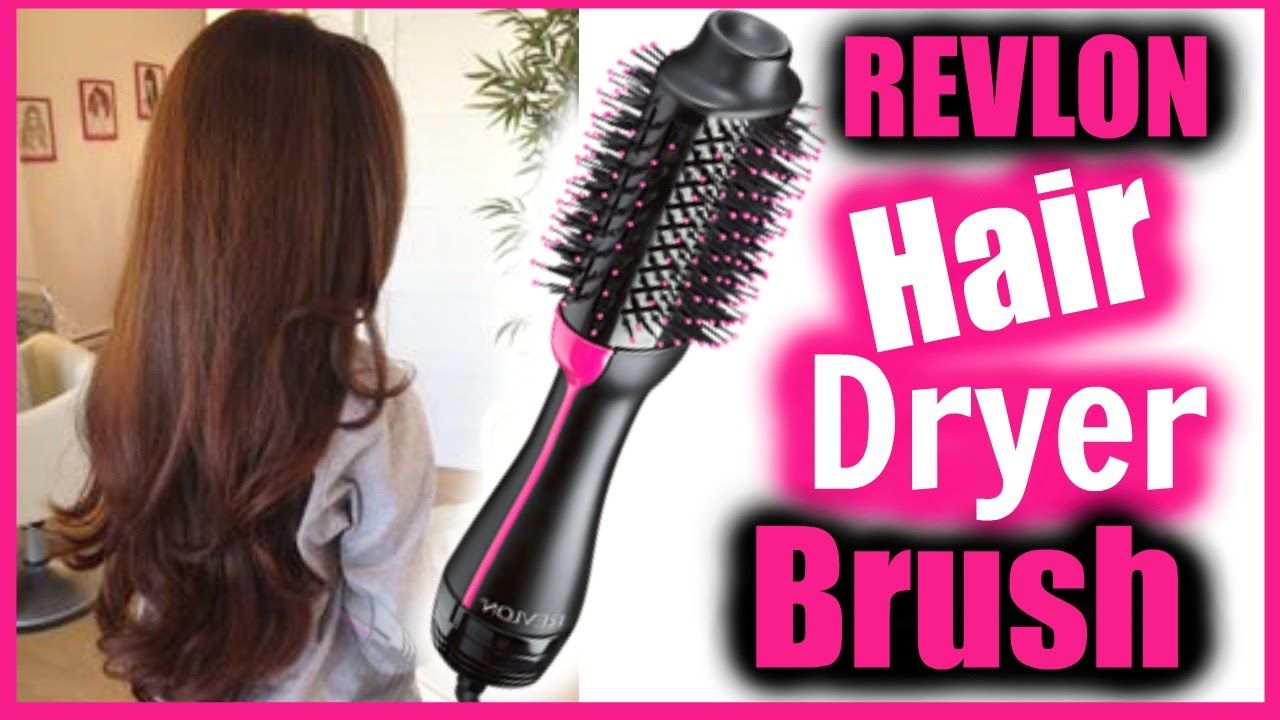 Revlon Hair Dryer Brush